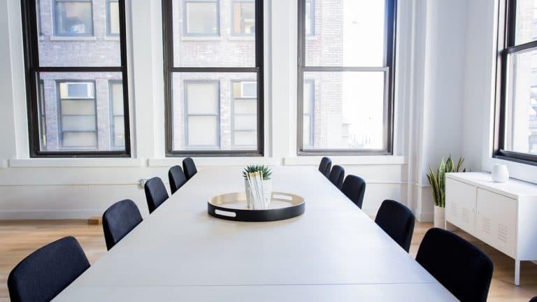La nécessité de réussir l'aménagement de votre espace de travail