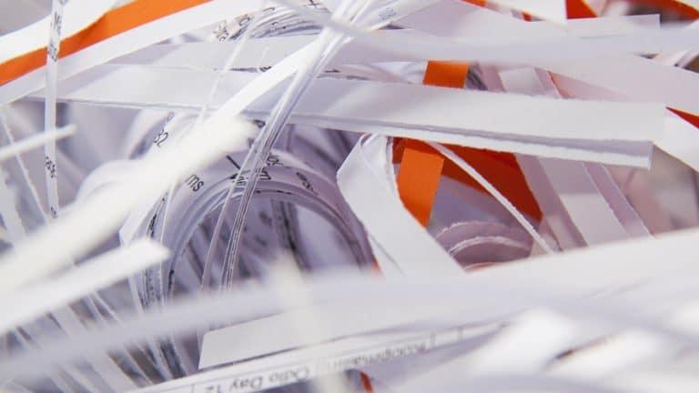 Professionnels : n'achetez pas n'importe quel destructeur de documents