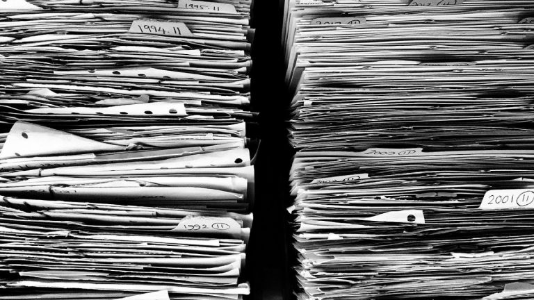Les boîtes d'archives pour un rangement optimisé
