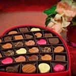 La vente de chocolats auprès des entreprises