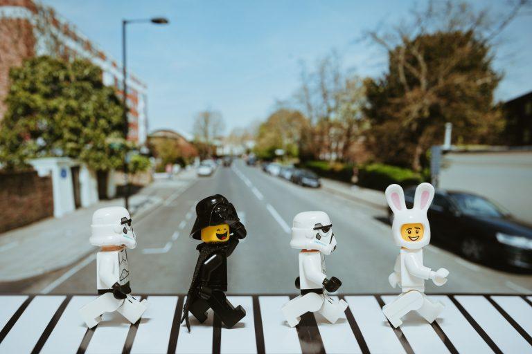 Exemple de la stratégie social media de LEGO